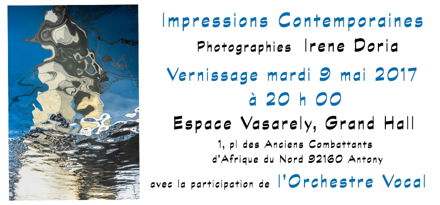 invitation Vasarely expo