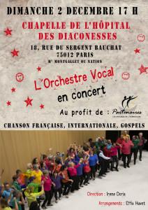 concert 2 decembre